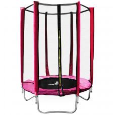 AGA SPORT TOP 150 cm trambulin - Rózsaszín Előnézet