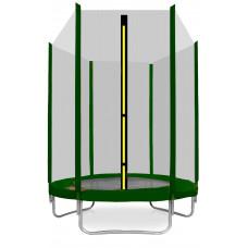 AGA SPORT TOP 150 cm trambulin - Sötét zöld Előnézet