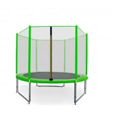 AGA SPORT PRO 180 cm trambulin - Világos zöld Előnézet