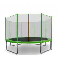 AGA SPORT PRO 366 cm trambulin - Világos zöld Előnézet