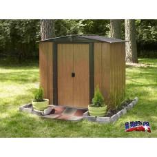 ARROW kerti tároló ház Woodlake 65 Előnézet