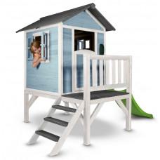 AXI Lodge XL Blue kerti játszóház Előnézet
