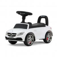 Lábbl hajtós kisautó MILLY MALLY Mercedes Benz AMG C63 Coupe - fehér