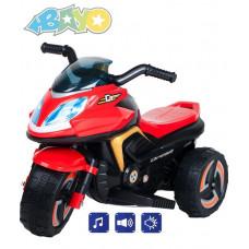 BAYO KICK elektromos gyerekmotor - Piros Előnézet