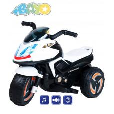 BAYO KICK elektromos gyerekmotor - Fehér Előnézet