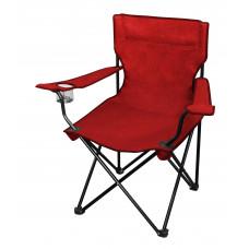 InGarden ANGLER kemping szék - Piros Előnézet