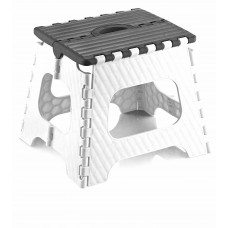 Sámli összecsukható Inlea4Home - szürke/fehér 26,5cm Előnézet