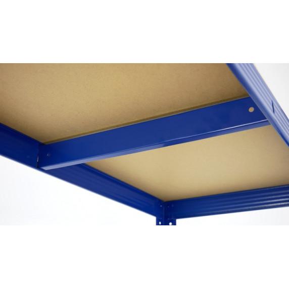 InGarden tároló polc 180 x 90 x 40 cm - kék