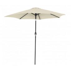 InGarden 300 cm napernyő - Bézs Előnézet