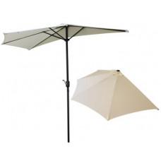 InGarden erkély napernyő 270 cm - Bézs Előnézet