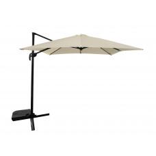 InGarden kerti napernyő MINI ROMA 2,5 m védőtakaróval - bézs Előnézet