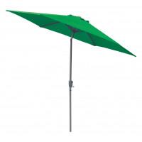 InGarden napernyő 300 cm - Sötét zöld