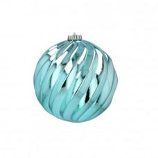 Karácsonyfa dísz 15 cm Inlea4Fun - Menta Előnézet