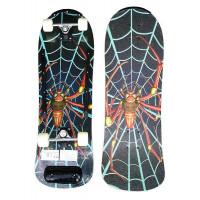 Gördeszka ACRA Skateboard - színes pók