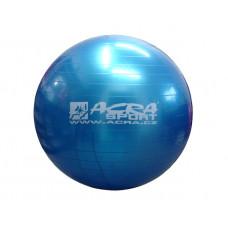 ACRA Gimnasztikai labda 55 cm - kék Előnézet