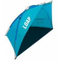 Árnyékoló strandsátor LOAP Beach Shade M - kék