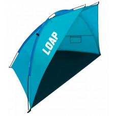 Árnyékoló strandsátor LOAP Beach Shade M - kék Előnézet