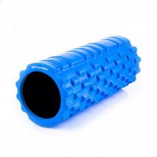SPOKEY TEEL II Fitnesz masszírozó henger - kék Előnézet