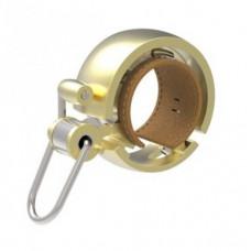 Kerékpár csengő Knog OI BELL LUXE arany - kicsi Előnézet