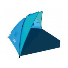 Árnyékoló strandsátor LOAP Beach Shelter M - kék Előnézet