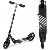 Roller SPOKEY AYAS 200 mm - fekete
