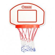 Kosárlabda palánk MASTER 60x42 cm Előnézet