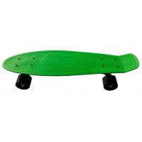 Skateboard műanyag - Green