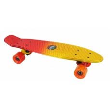 Tempish Buffy STAR Skateboard gördeszka - sárga/piros Előnézet