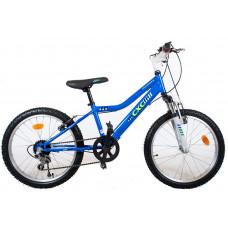 """Gyerek bicikli CXC Amor 20"""" - kék/fekete Előnézet"""
