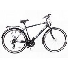 """KANDS Galileo Men férfi kerékpár 28"""" - fekete/szürke Előnézet"""