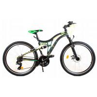 AMTRAK MTB hegyi kerékpár 26' - Zöld