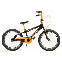 """KANDS Amigo Gyerek bicikli 20"""" - fekete/narancssárga"""