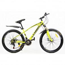 """CARBON NEON férfi kerékpár 26"""" - sárga Előnézet"""