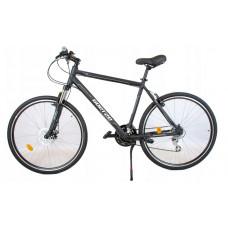 """GOETZE Cross CRX Férfi trekking kerékpár ALU 28""""  - fekete/fehér Előnézet"""