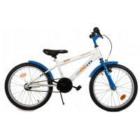 "TORPEDO CXC Gyerek bicikli 20"" - fehér/kék"