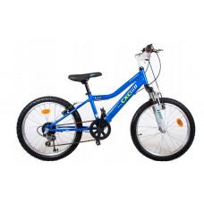 """C-Xtreme Cross B Gyerek bicikli 20"""" - kék Előnézet"""