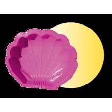 Inlea4Fun Nagy Kagyló homokozó - rózsaszín  Előnézet