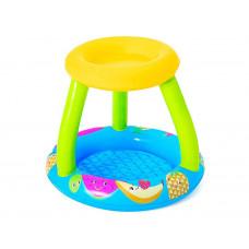 BESTWAY 52331 Gyerek medence tetetővel 94x89x79 cm Előnézet