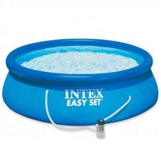 INTEX 28122NP Easy Set medence 305x76 cm papíszűrős vízforgatóval Előnézet