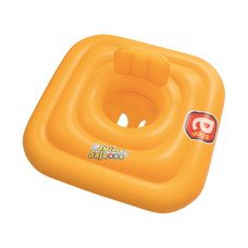 BESTWAY 32050 Swimm Safe ABC felfújható bébi úszógumi 76x76 cm Előnézet