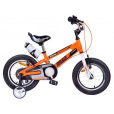 """ROYALBABY SPACE NO.1 gyerek bicikli 16-17 16"""" - Naracssárga Előnézet"""