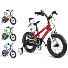 """ROYALBABY Freestyle RB16B-6 gyerek bicikli 16"""" Előnézet"""