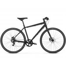 """KROSS Inzai Férfi városi kerékpár 19"""" M 2020 - matt fekete Előnézet"""