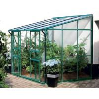VITAVIA IDA üvegház 5200 PC 4 mm - zöld