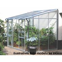 VITAVIA IDA üvegház 5200 PC 4 mm - Ezüst