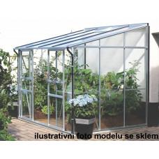 VITAVIA IDA üvegház 5200 PC 4 mm - Ezüst Előnézet