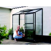 VITAVIA IDA üvegház 1300 PC 6 mm - zöld