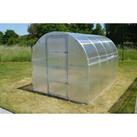 LANITPLAST üvegház KYKLOP 3x6 m PC 4 mm