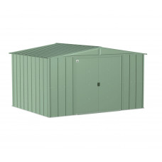 Kerti tároló ház ARROW CLASSIC 108 - zsályazöld Előnézet