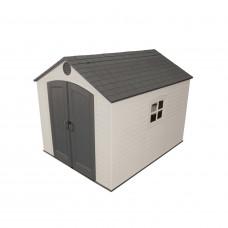 Műanyag kerti tároló ház LIFETIME 6405 CLASSIC LINE Előnézet